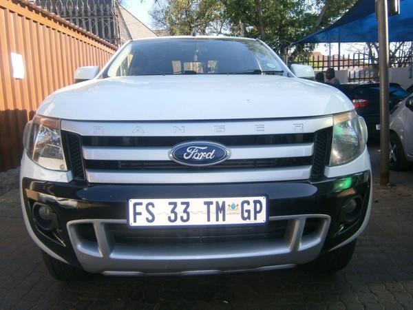 2012 Ford Ranger 3.2 SUPPER CAB 4X4 Gauteng Kempton Park_0