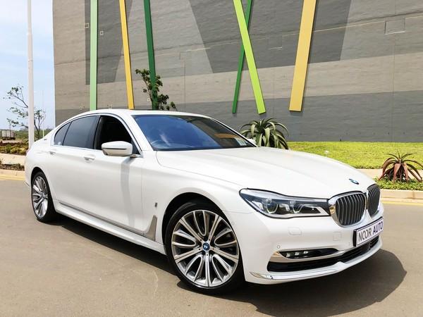 2016 BMW 7 Series BMW 740E ONLY ONE IN SA Kwazulu Natal Umhlanga Rocks_0