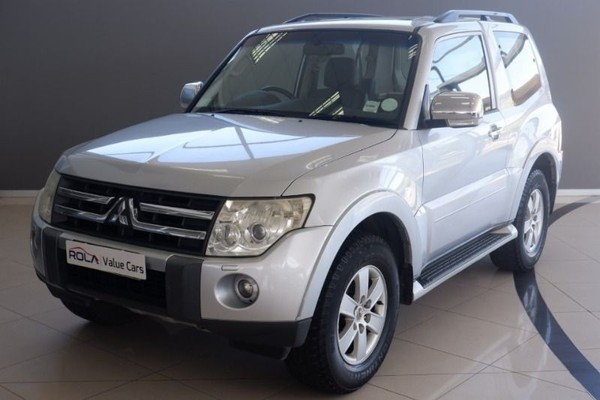 2007 Mitsubishi Pajero 3.8 V6 Gls Swb At  Western Cape Somerset West_0