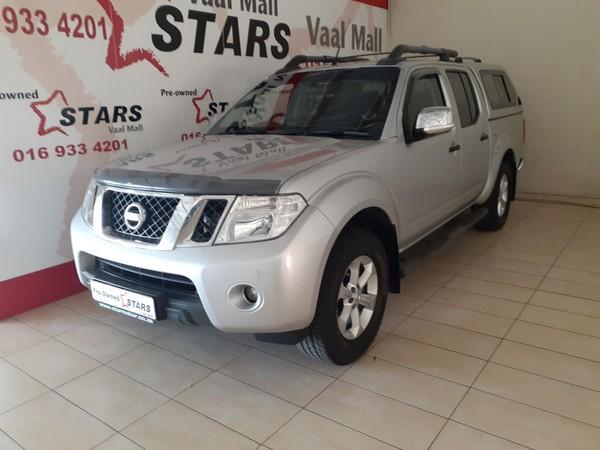 2013 Nissan Navara 2.5 Dci Le Pu Dc  Gauteng Vanderbijlpark_0