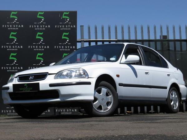 1997 Honda Ballade 180i Luxline At  Gauteng Johannesburg_0
