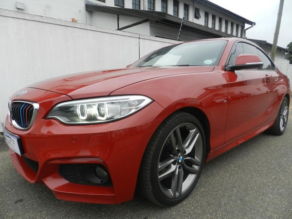 2015 BMW 2 Series 220i M Sport Auto Kwazulu Natal Pinetown_0