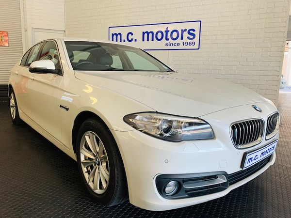 2014 BMW 5 Series 520i At M-sport f10  Western Cape Cape Town_0