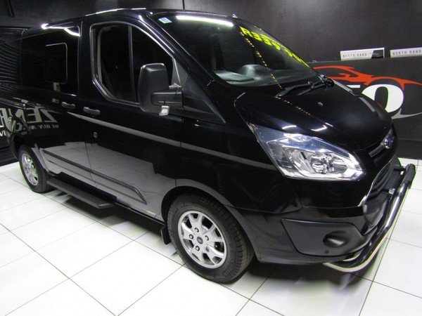 2014 Ford Tourneo Tourneo Custom 2.2 LWB  - R7 050 PM Gauteng Boksburg_0