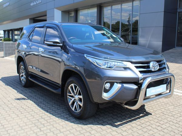 2017 Toyota Fortuner 2.8GD-6 RB Kwazulu Natal Pietermaritzburg_0