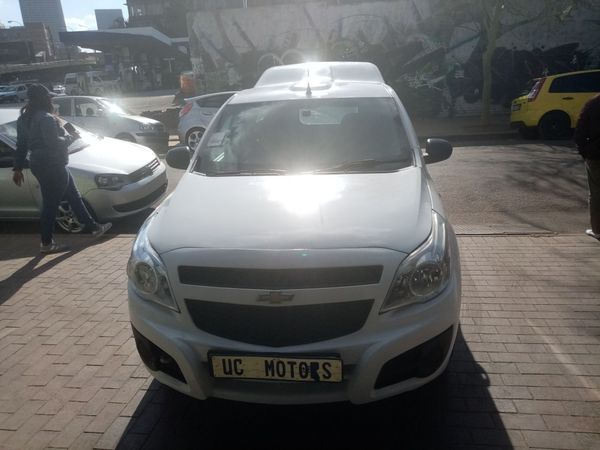 2015 Chevrolet Corsa Utility 1.4 Ac Pu Sc  Gauteng Germiston_0