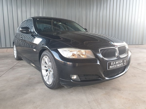 2011 BMW 3 Series 325i Auto With Sunroof Mpumalanga Middelburg_0
