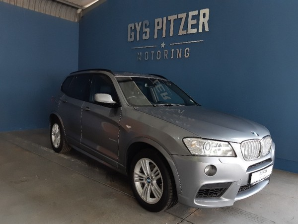 2012 BMW X3 Xdrive35i At  Gauteng Pretoria_0