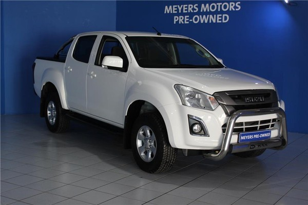 2019 Isuzu D-MAX 250 HO LE Double Cab Bakkie Eastern Cape East London_0