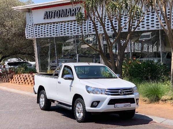 2017 Toyota Hilux 2.8 GD-6 RB Raider Single Cab Bakkie Gauteng North Riding_0