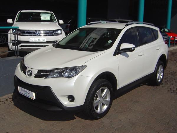 2013 Toyota Rav 4 2.0 GX Gauteng Randburg_0