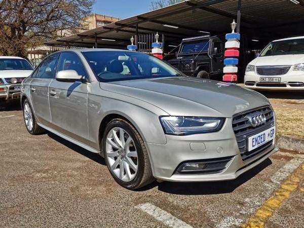 2014 Audi A4 2.0 TFSI SE Multi Gauteng Benoni_0