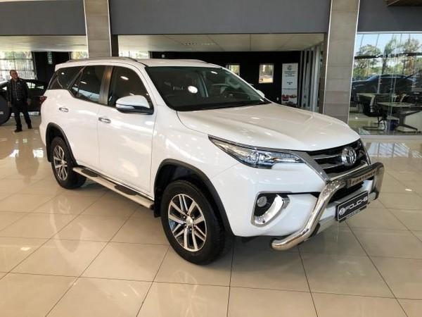 2017 Toyota Fortuner 2.8GD-6 4X4 Auto Gauteng Vanderbijlpark_0