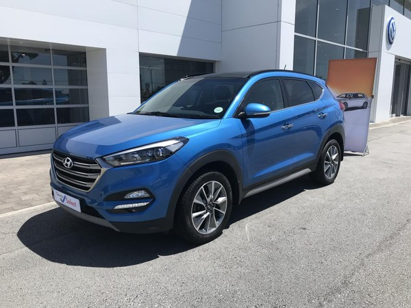 2018 Hyundai Tucson 2.0 CRDi ELITE AT Eastern Cape Port Elizabeth_0
