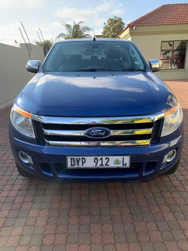 2013 Ford Ranger 3.2tdci Xlt At  Pu Dc  Limpopo Polokwane_0