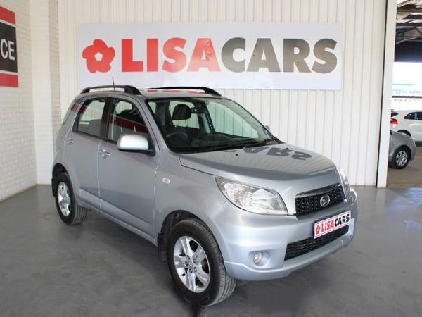 2011 Daihatsu Terios 4x4  Gauteng Johannesburg_0