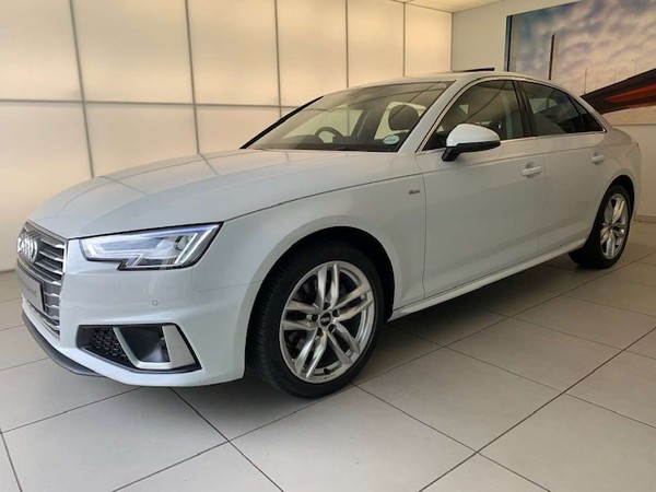 2019 Audi A4 1.4T FSI S Tronic Western Cape Somerset West_0