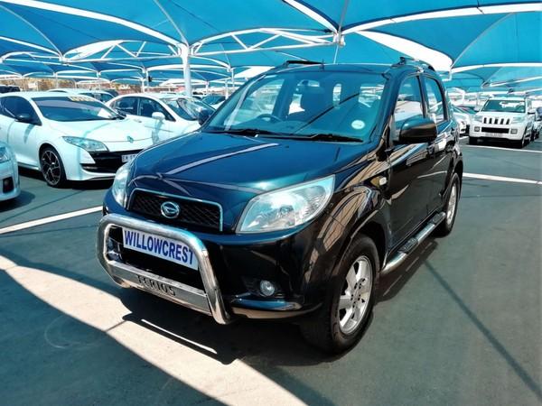 2007 Daihatsu Terios 4x4 At  Gauteng Randburg_0