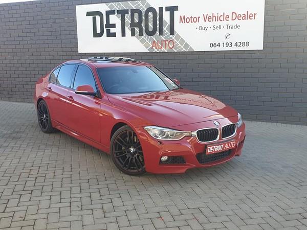2013 BMW 3 Series 335i M Sport Line At f30  Mpumalanga Nelspruit_0