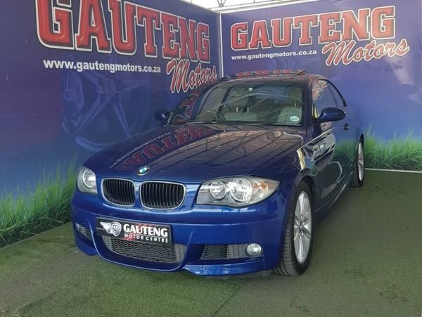 2009 BMW 1 Series 125i Coupe Sport  Gauteng Pretoria_0
