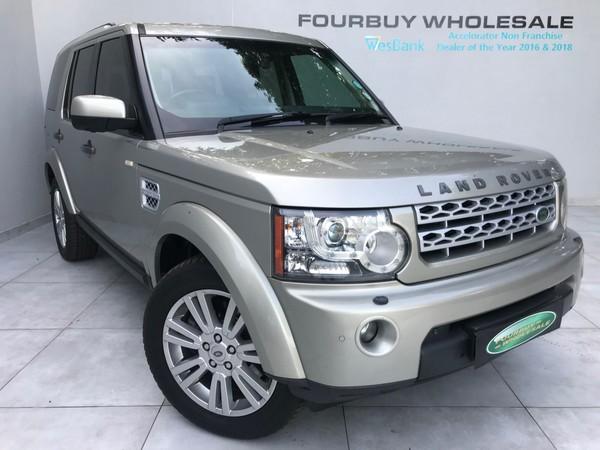 2011 Land Rover Discovery 4 3.0 Tdv6 Hse  Gauteng Four Ways_0