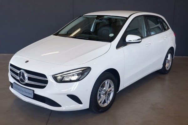 2019 Mercedes-Benz B-Class B200 Auto W247 Western Cape Somerset West_0