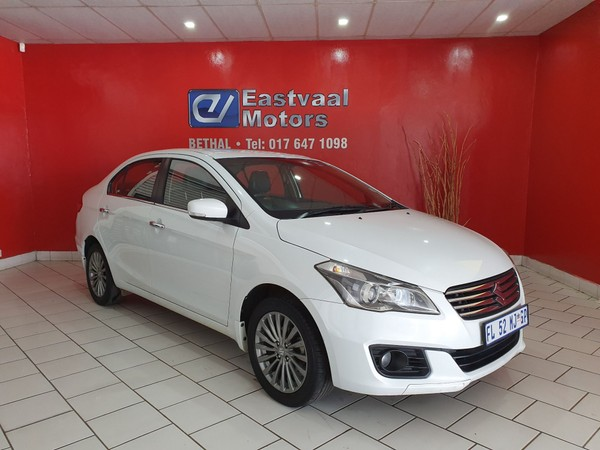 2016 Suzuki Ciaz 1.4 GL Mpumalanga Bethal_0