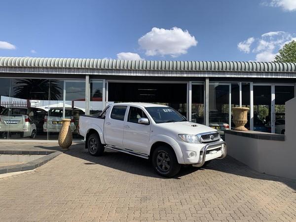 2011 Toyota Hilux 3.0d-4d Raider Rb At Pu Dc  Mpumalanga Delmas_0