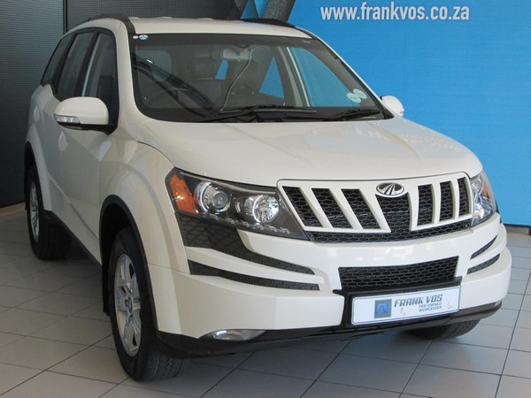 2012 Mahindra XUV500 2.2d Mhawk w8 7 Seat  Western Cape Somerset West_0