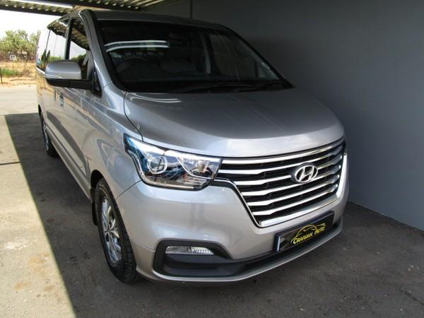2018 Hyundai H1 2.5 CRDI Wagon Auto Gauteng North Riding_0