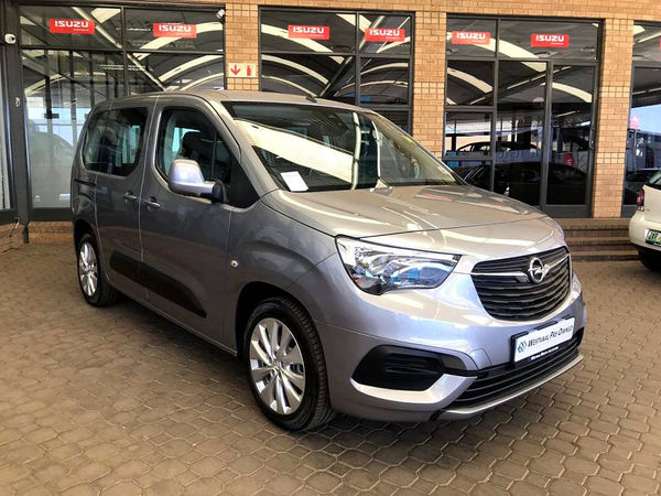 2019 Opel Combo Life Enjoy 1.6TD FC PV Gauteng Menlyn_0