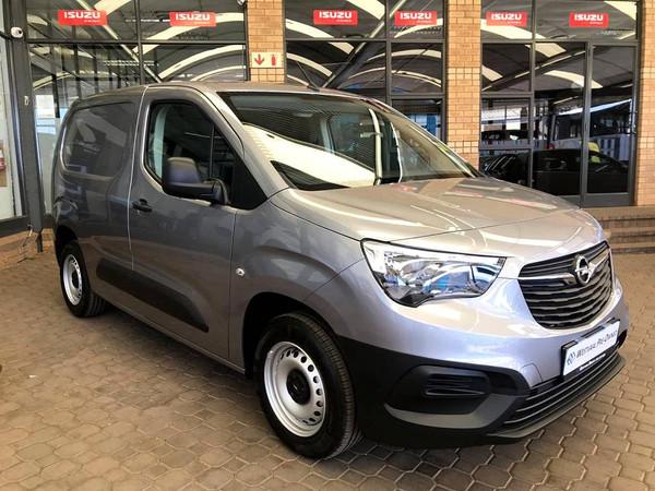 2019 Opel Combo Cargo 1.6TD FC PV Gauteng Menlyn_0