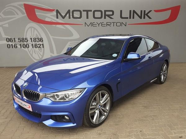 2014 BMW 4 Series 435i Coupe M Sport Auto Gauteng Meyerton_0
