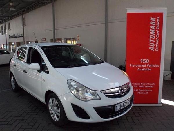 2011 Opel Corsa 1.4 Essentia 5dr  Gauteng Pretoria North_0