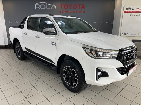 2019 Toyota Hilux 2.8 GD-6 Raider 4X4 Double Cab Bakkie Western Cape Somerset West_0