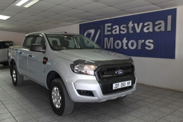 2017 Ford Ranger 2.2TDCi XL Double Cab Bakkie Mpumalanga Standerton_0