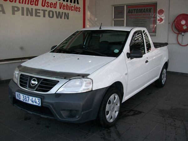 2015 Nissan NP200 1.5 Dci  Ac Safety Pack Pu Sc  Kwazulu Natal Pinetown_0