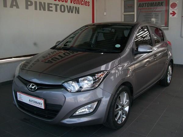 2014 Hyundai i20 1.4 Glide  Kwazulu Natal Pinetown_0