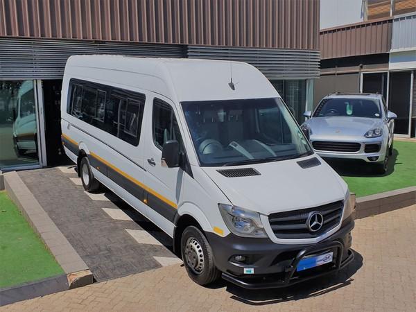 2016 Mercedes-Benz Sprinter 515 CDi 22 Seater Luxury Bus   Gauteng Midrand_0