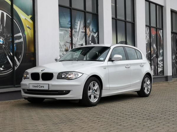 2010 BMW 1 Series 118i e87  Kwazulu Natal Richards Bay_0