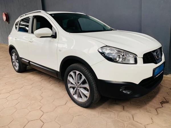 2014 Nissan Qashqai 2.0 Acenta Cvt  Gauteng Silverton_0