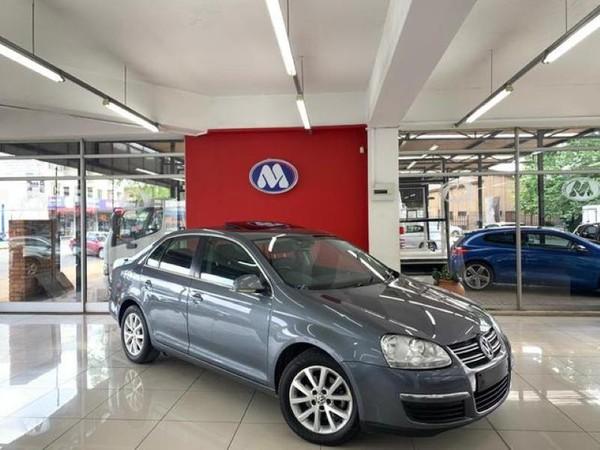 2010 Volkswagen Jetta 1.4 Tsi Comfortline  Gauteng Vereeniging_0