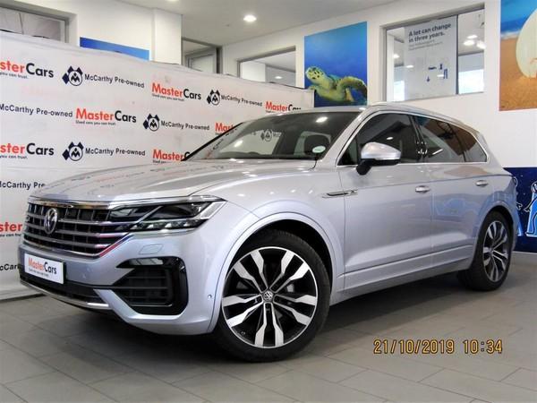 2019 Volkswagen Touareg 3.0 TDI V6 Luxury Gauteng Roodepoort_0