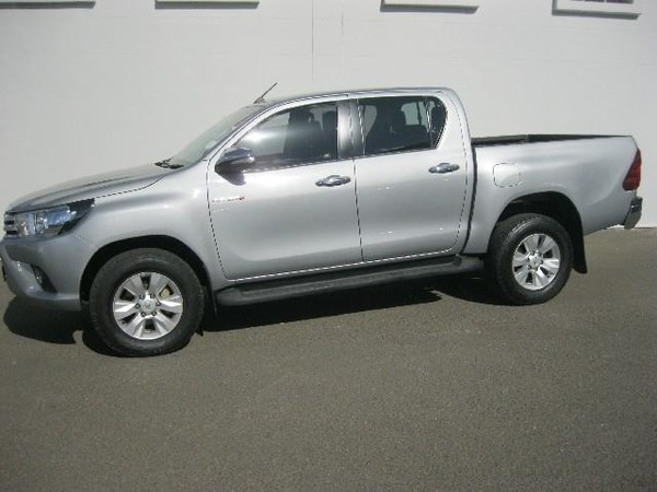 2017 Toyota Hilux 2.8 GD-6 Raider 4x4 Double Cab Bakkie Northern Cape Kimberley_0