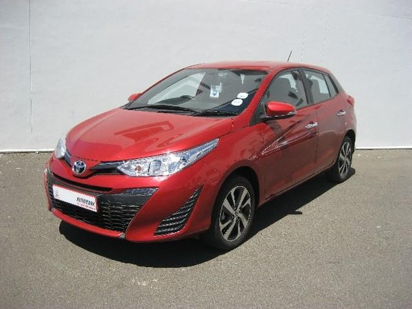 2018 Toyota Yaris 1.5 Xs 5-Door Northern Cape Kimberley_0
