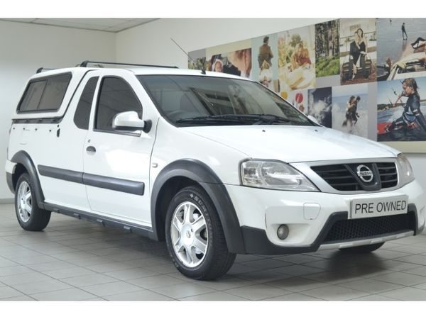2010 Nissan NP200 1.6 Se Pu Sc  Gauteng Bryanston_0