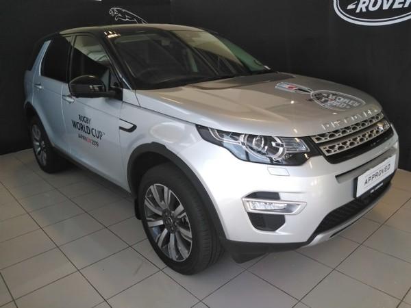 2019 Land Rover Discovery Sport Sport 2.0i4 D HSE LUX Kwazulu Natal Umhlanga Rocks_0
