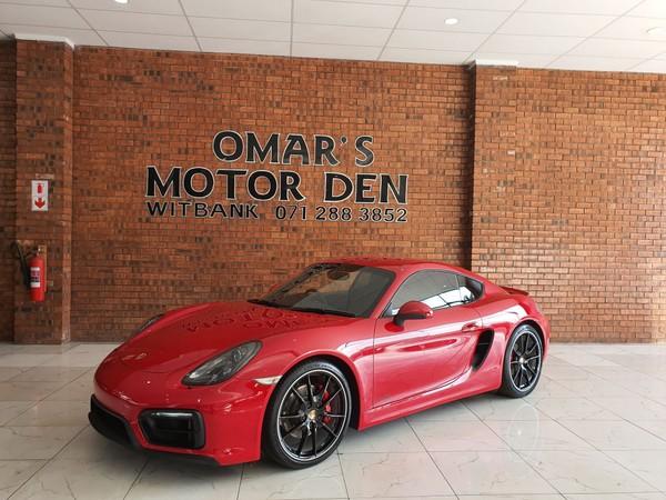 2015 Porsche Cayman GTS PDK Mpumalanga Witbank_0