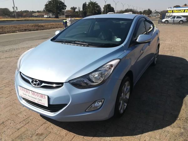 2013 Hyundai Elantra 2013 Hyundai Elantra 1.8 Executive Gauteng Benoni_0