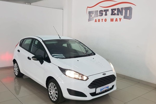 2015 Ford Fiesta 1.4 Ambiente 5-Door North West Province Rustenburg_0